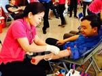 Ngày hội hiến máu tình nguyện vì nạn nhân TNGT