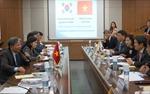 Đoàn Bộ Tư pháp kết thúc tốt đẹp chuyến thăm Hàn Quốc