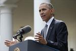 Thỏa thuận quan trọng của ông Obama