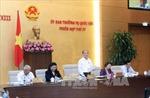 Khai mạc Phiên họp thứ 37, Ủy ban Thường vụ Quốc hội Khóa XIII