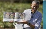 Đàn ong 'phá đám' ông Obama kể truyện
