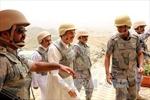 Saudi Arabia cử lính dù đến Yemen