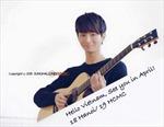 Thần đồng guitar Hàn Quốc biểu diễn tại Việt Nam
