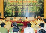 Phó Thủ tướng Hoàng Trung Hải chỉ đạo việc bảo vệ, phát triển rừng
