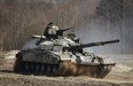 Xe tăng Ukraine nã đạn phe ly khai