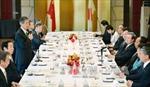 Quốc hội Nhật, Trung đối thoại trở lại sau 3 năm