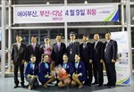 Air Busan bắt đầu khai thác đường bay Busan - Đà Nẵng