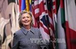 Bà Hillary Clinton sẽ tranh cử tổng thống Mỹ
