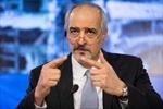 Chính phủ và phe đối lập Syria ký văn kiện giải quyết xung đột