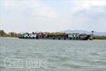 Bắt tàu chở 200.000 lít dầu không rõ nguồn gốc