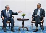 Tổng thống Mỹ: Cuộc gặp với Chủ tịch Castro đem lại kết quả tích cực