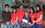Báo Tin tức thăm gia đình liệt sỹ TTXVN