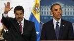 Lãnh đạo Mỹ, Venezuela gặp nhau lần đầu tại Panama