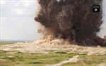 IS tung video san phẳng thành cổ Nimrud