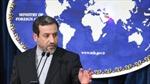 Iran không cho phép tiếp cận các cơ sở quân sự
