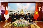 TP Hồ Chí Minh - Nhật Bản tăng cường hợp tác