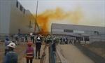 Không có chuyện nổ khí metal ở công ty Samsung Thái Nguyên