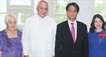 Đại sứ Việt Nam trình Quốc thư tại Samoa