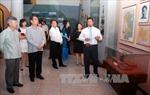 Hoạt động của đồng chí Lê Hồng Anh tại Lào