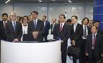 Bộ trưởng Trần Đại Quang thăm và làm việc tại Singapore
