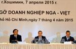 Moskva muốn Việt Nam trở thành cửa ngõ của Nga vào ASEAN