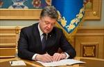 Tổng thống Ukraine sa thải Đại sứ tại Mỹ