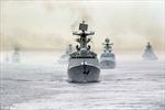Nga bác tin tập trận ở Eo biển Manche