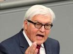 Ngoại trưởng Đức: Còn quá sớm để 'ban thưởng' Iran