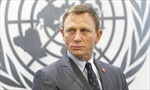 'Điệp viên 007' làm Đại sứ LHQ về rà phá bom mìn