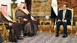 Ai Cập, Saudi Arabia tập trận chiến lược chung