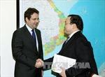 Thúc đẩy hợp tác giữa Việt Nam và Pháp