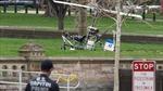 Bắt đối tượng đáp trực thăng xuống nhà Quốc hội Mỹ