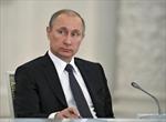 Ông Putin kiếm ít tiền hơn nhiều quan chức Điện Kremlin