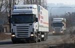 Nga tiếp tục gửi hàng cứu trợ đến Đông Ukraine