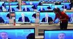 Đối thoại hóm hỉnh của ông Putin với người dân