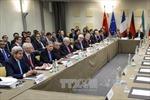 Vòng đàm phán mới về hạt nhân Iran sẽ diễn ra vào 22-23/4