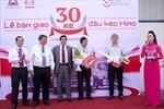 Sabetrans mạnh tay đầu tư mới 30 xe đầu kéo Hino Seri 700