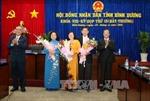 Bình Dương: Bầu bổ sung lãnh đạo UBND, HĐND