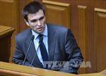 Ukraine chưa muốn rút khỏi SNG