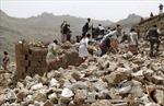 Iran trình LHQ kế hoạch hòa bình cho Yemen