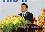Chủ tịch nước dự Đại hội đại biểu Luật sư toàn quốc lần thứ II