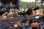 Thăm hỏi, hỗ trợ nạn nhân vụ tai nạn giao thông ở Đắk Lắk