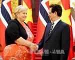 Thủ tướng Na Uy kết thúc tốt đẹp chuyến thăm Việt Nam