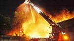 Khẩn trương dập cháy lớn tại Hưng Yên