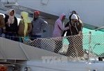 EU xem xét triệu tập hội nghị thượng đỉnh về vấn đề người di cư