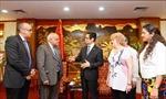 Phòng Thương mại Việt Nam - Cuba tăng cường hợp tác