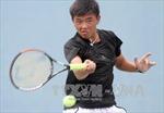 Tay vợt Lý Hoàng Nam vươn lên thứ 14 trẻ thế giới