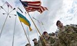 Lính dù Mỹ bắt đầu huấn luyện Vệ binh Quốc gia Ukraine