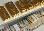 Vàng 'chật vật' giữ giá dưới sức ép của đồng USD mạnh