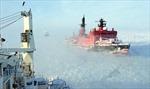 Nga sở hữu tàu phá băng hạt nhân lớp LK-60Ya vào 2017